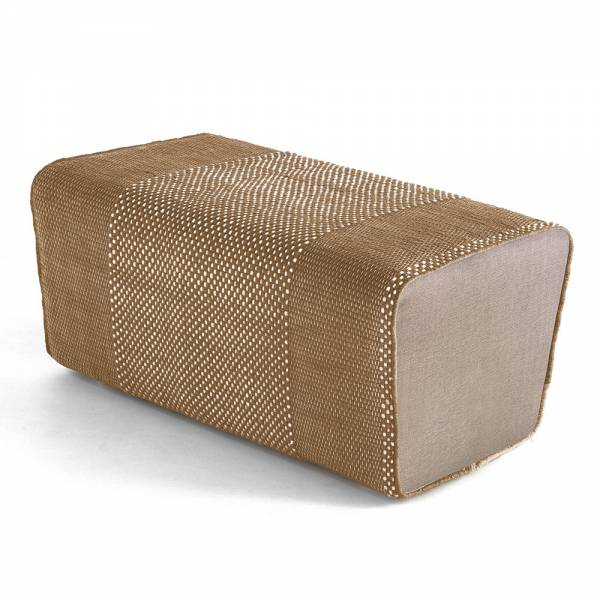 Tres Pouf – Ochre | Rouse Home