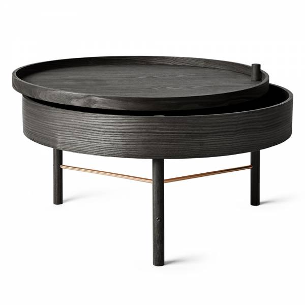 Turning Table – Black | Rouse Home