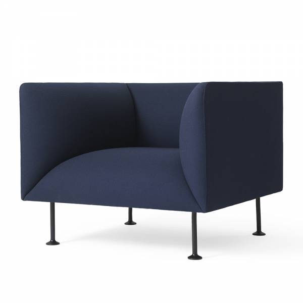 Godot Sofa Chair – Navy | Rouse Home