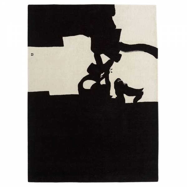 Chillida Collage 1966 Rug | Rouse Home