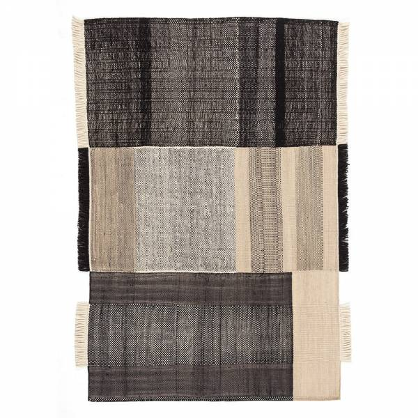Tres Rug – Black | Rouse Home