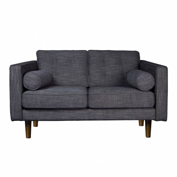 N101 2 Seater Sofa – Ash Gray | Rouse Home