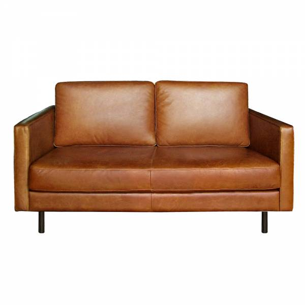 N501 2 Seater Sofa – Old Saddle | Rouse Home