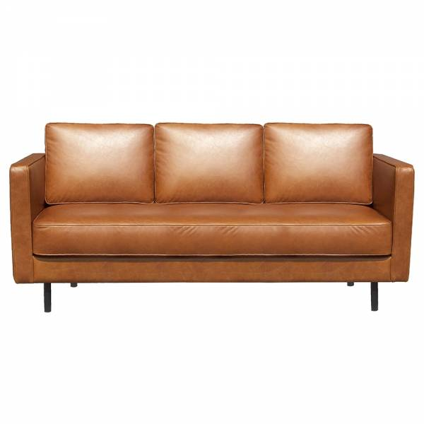 N501 3 Seater Sofa – Old Saddle | Rouse Home