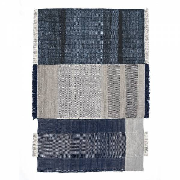 Tres Rug – Blue | Rouse Home