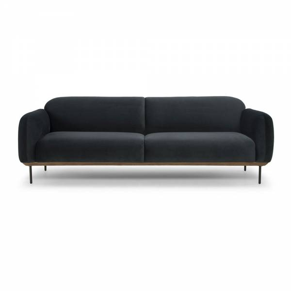 Benson Three Seat Sofa – Shadow Gray | Rouse Home