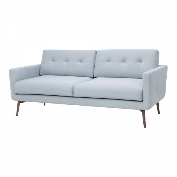 Ingrid Three Seat Sofa – Caribbean Blue | Rouse Home