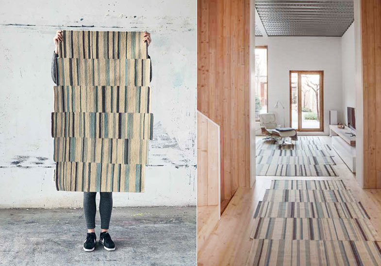 Nanimarquina Lattice Collection | Rouse Home