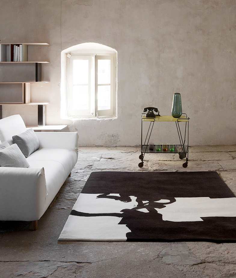 Nanimarquina Rugs Artwork Eduardo Chillida | Rouse Home