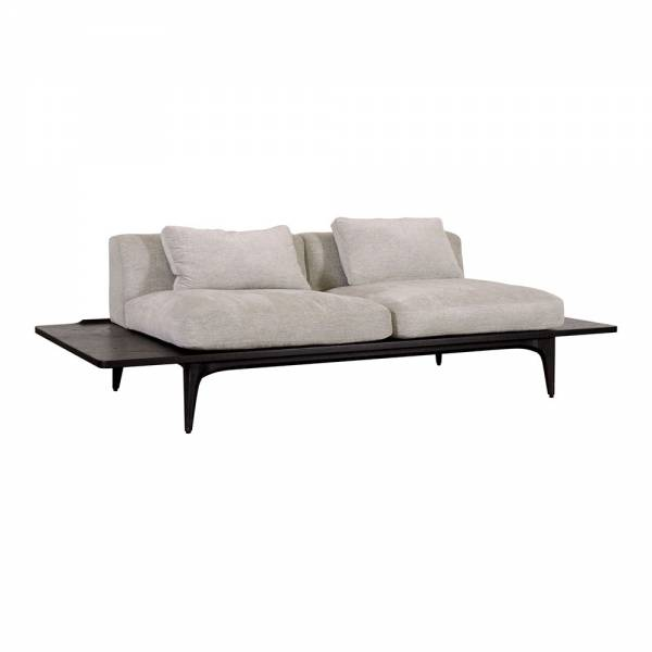 Salk Three Seat Sofa – Shroom | Rouse Home