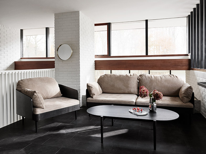 Septembre Beige Sofa and Armchair | Rouse Home