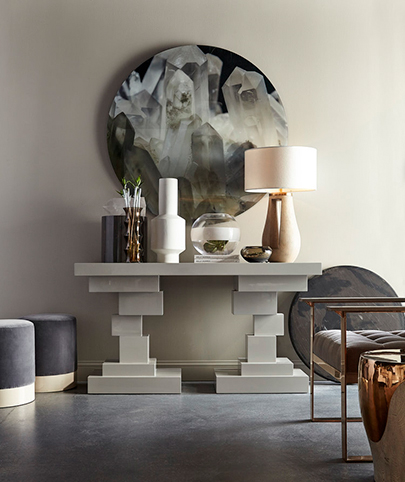 Kelly Hoppen Furniture, Lighting and Decor | Rouse Home
