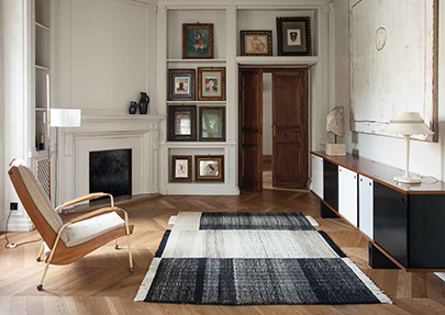 Nani Marquina's Unique and Completely Handmade Rugs | Rouse Home