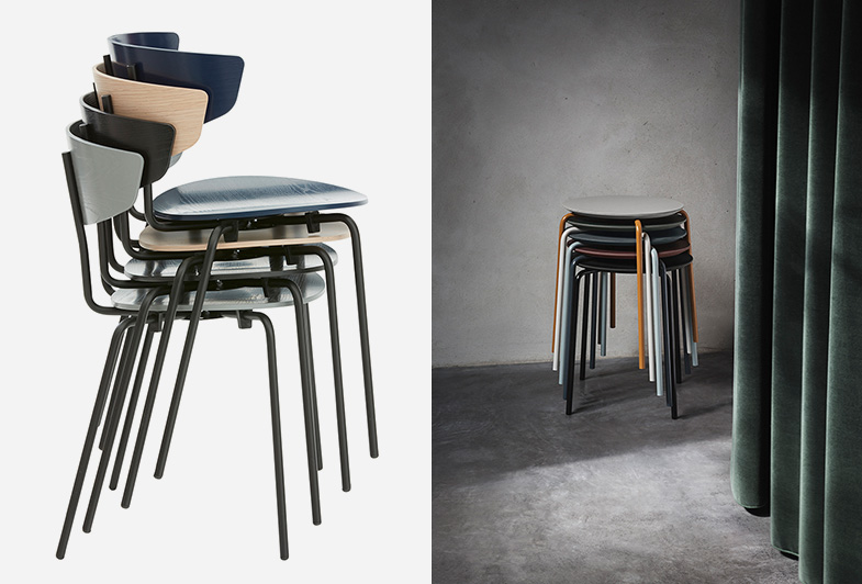 Staking Chairs and Stools | Rouse Home