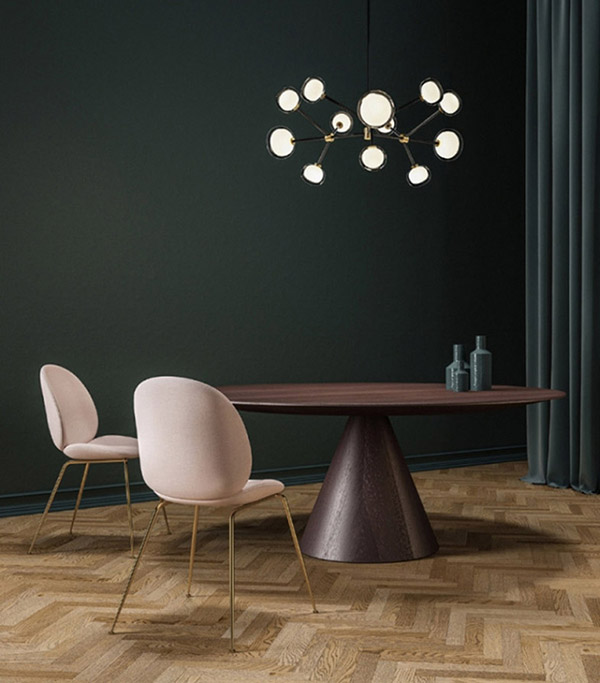 Statement Making Dining Room Lighting | Rouse Home