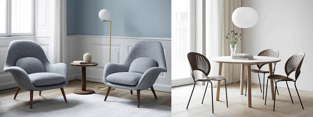 Shop Fredericia Furniture | Rouse Home
