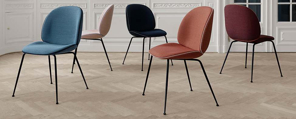 Gubi Beetle Chairs | Rouse Home